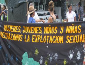 refugiadas colombianas