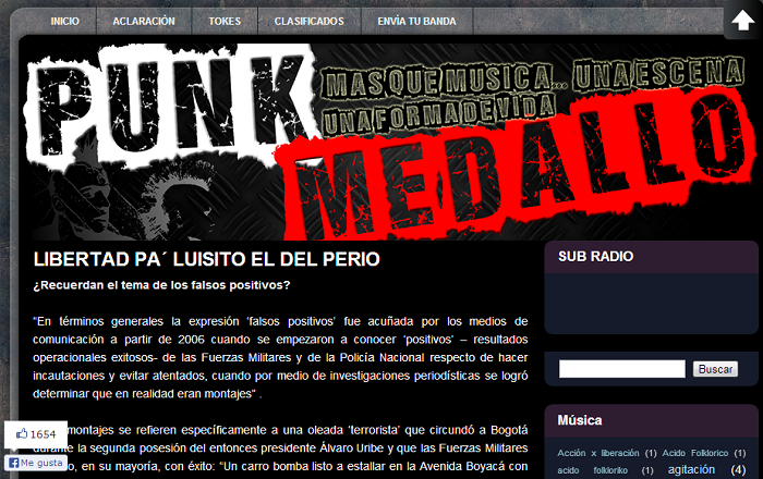 Punk-Medallo