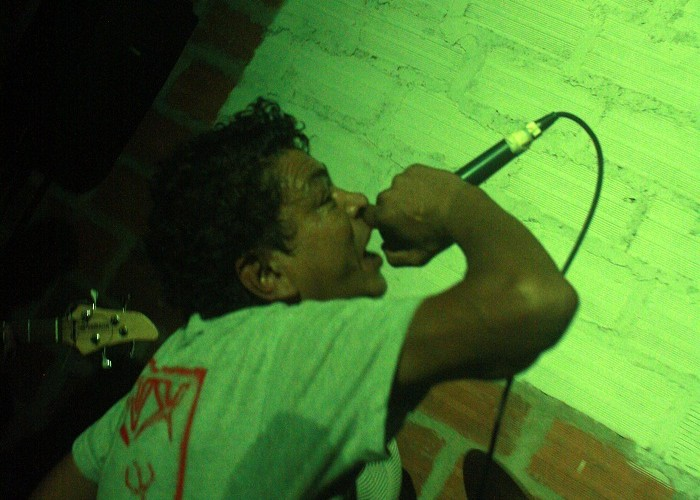 FALSE POSITIVE: The Punk Rock Musician on Dialysis That Colombian Police Cant Silence