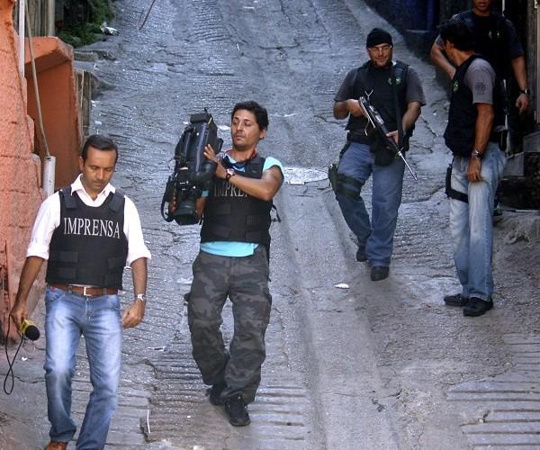 Viva Rocinha and the Rise of Citizen Journalism in Rio de Janeiros Favelas