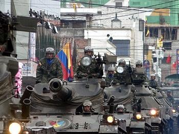 Ejercito Ecuatoriano